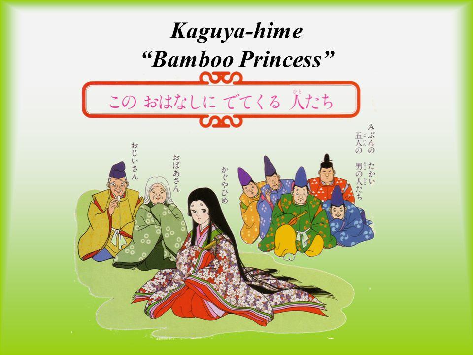 Kaguya-hime Bamboo Princess