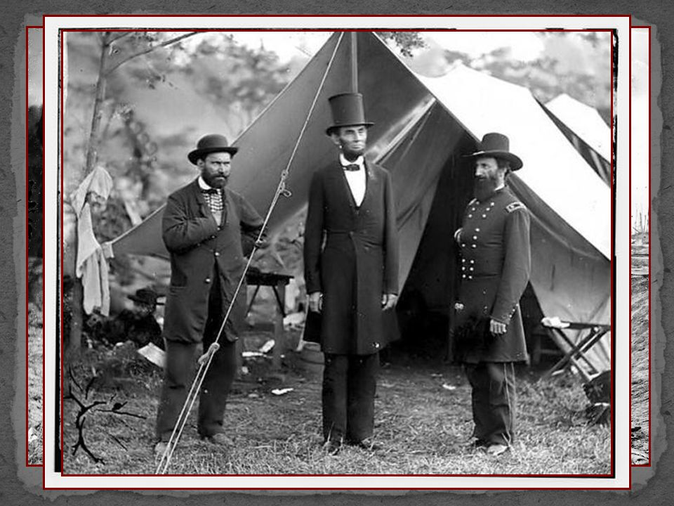 With Northern casualties rising to staggering levels, Northerners began to push for slavery to end Lincoln promised that if Union troops could drive CSA forces out of Union territory, then he would issue a proclamation ending slavery Sept.