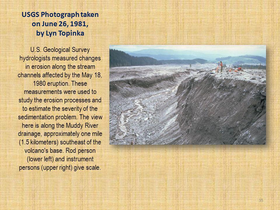 USGS Photograph taken on June 26, 1981, by Lyn Topinka U.S.