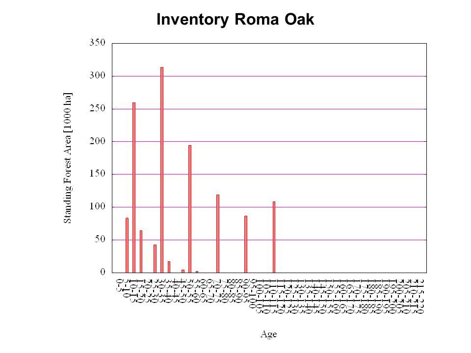 Inventory Roma Oak