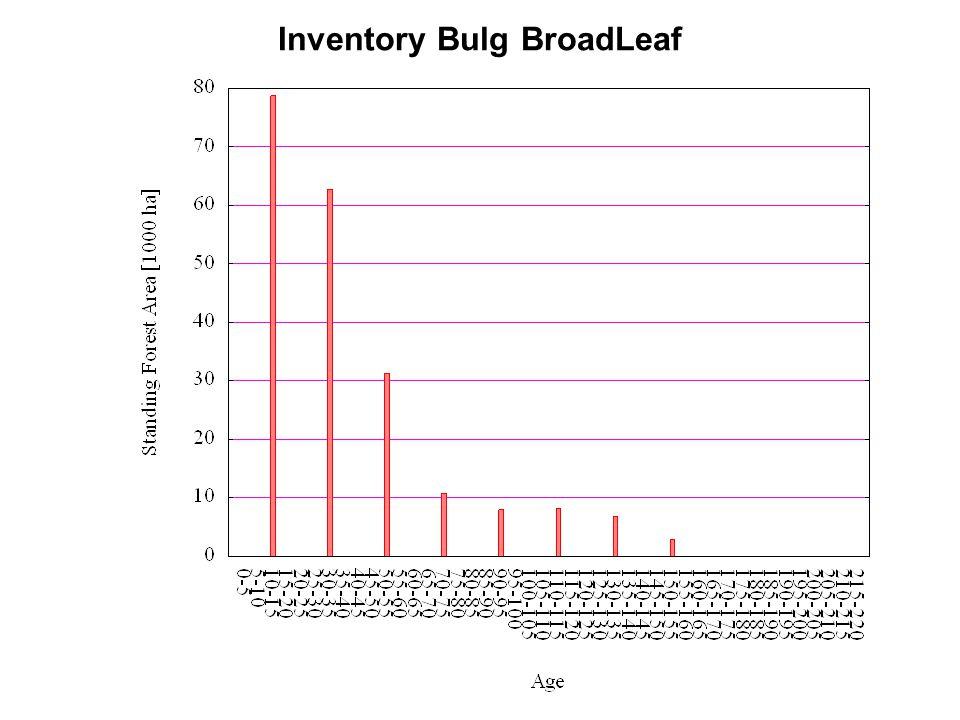 Inventory Bulg BroadLeaf