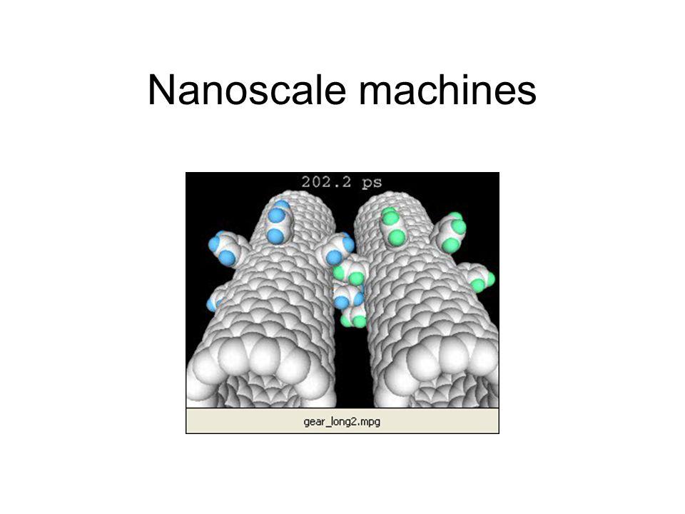 Nanoscale machines