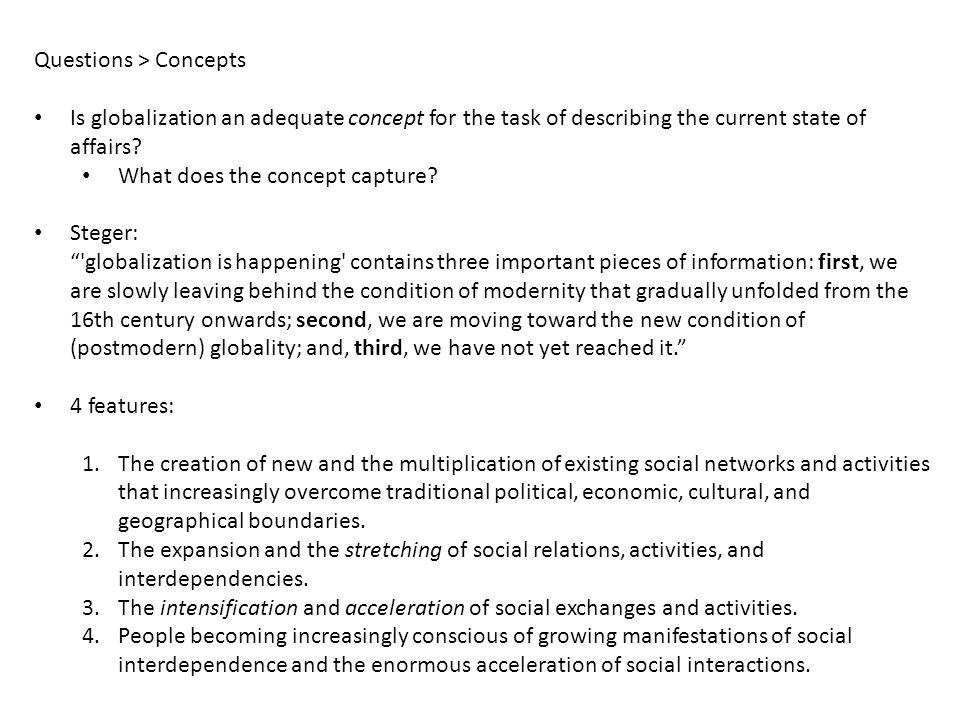 Concepts Held et al.