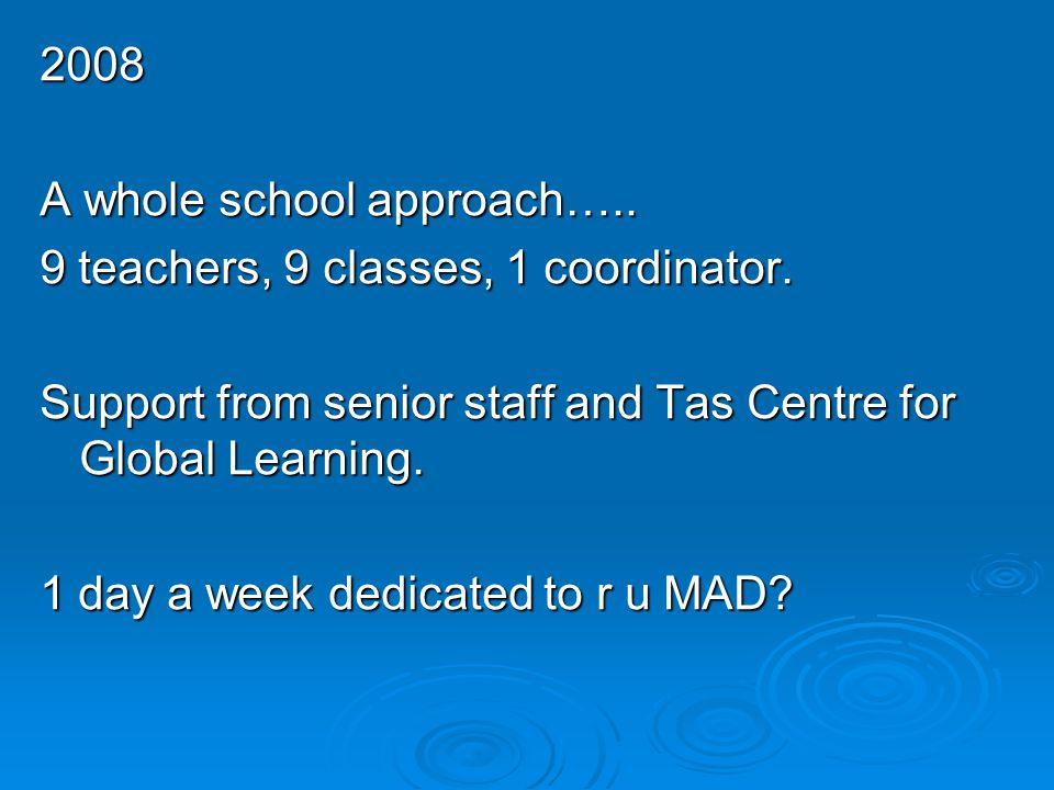 Students at r u MAD? YAC