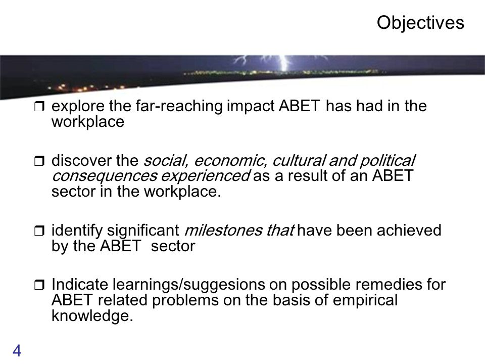 34 Suggestions/Learnings  Intensify support and intervention  Introduce the system of mentoring and coaching ABET learner  Reinstate Pre-ABET so those learners first learn to listen and understand the language in which they are to become literate.