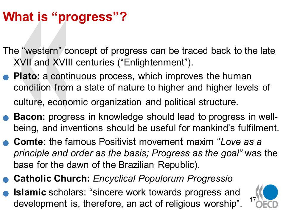 17 What is progress .