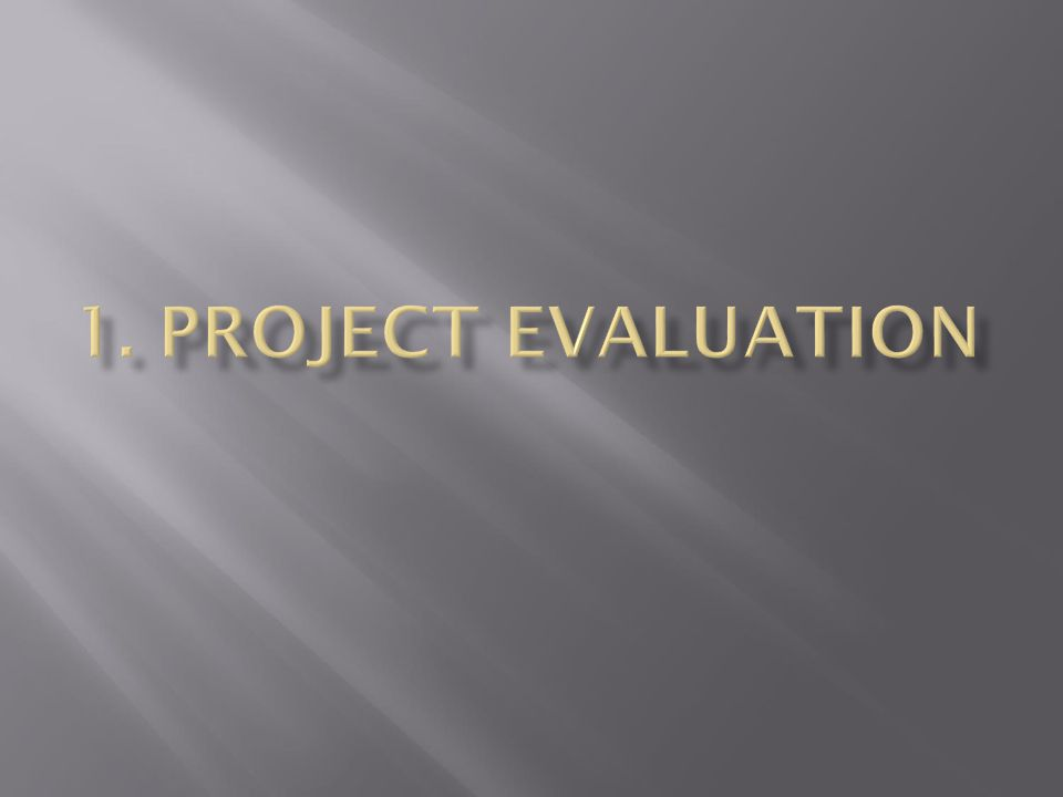  To make the project more visible. To check how curriculum and project can be linked.