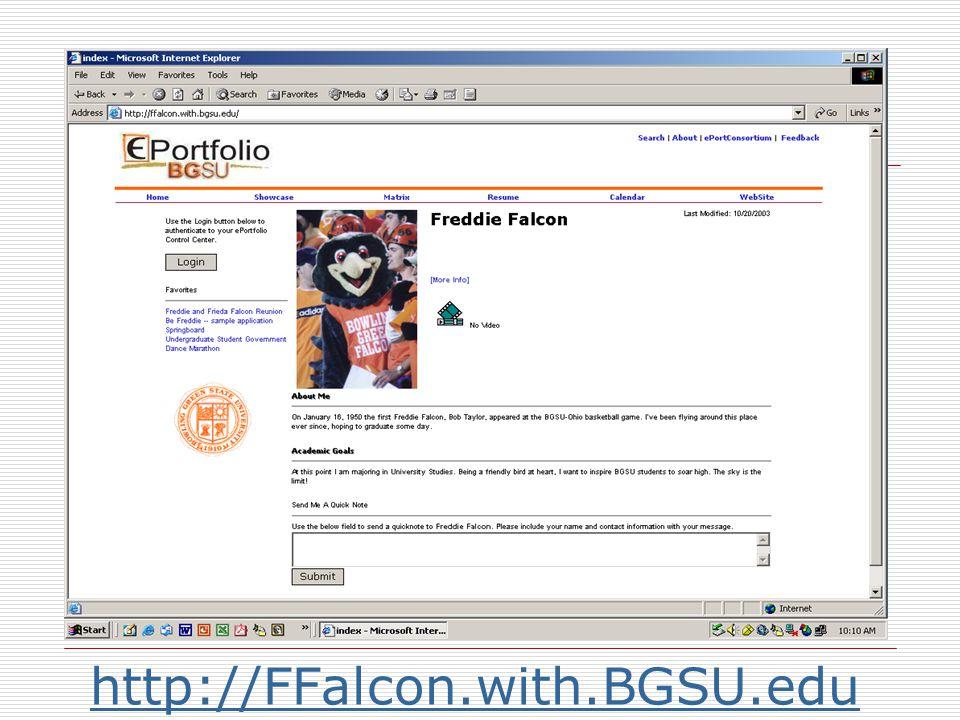 http://FFalcon.with.BGSU.edu