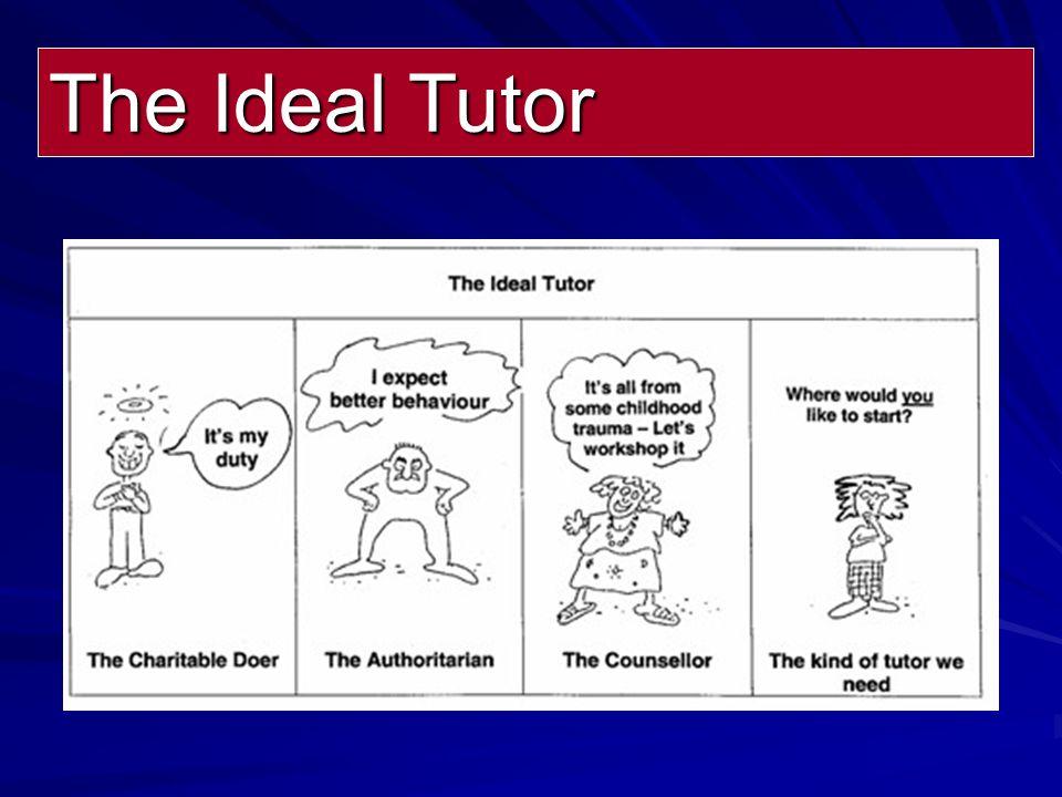 The Ideal Tutor