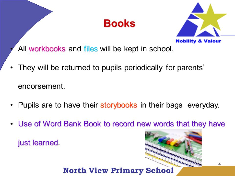 North View Primary School HA Framework 25 Term 3 Emphasizes on Reading and Comprehension, Speaking and Writing skills.