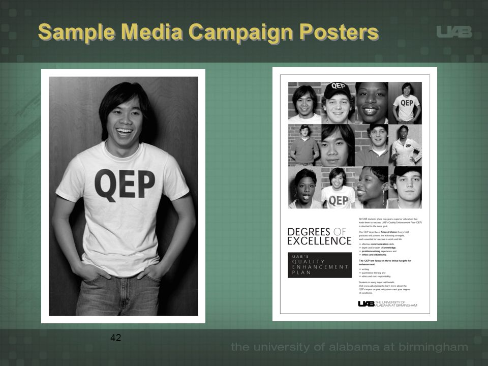 42 Sample Media Campaign Posters
