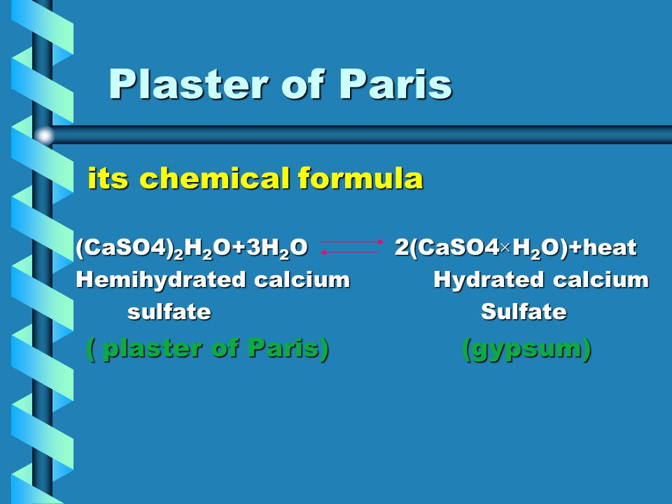 Plaster of Paris POP was first used in orthopedics by Mathysen, a Dutch surgeon in 1852POP was first used in orthopedics by Mathysen, a Dutch surgeon in 1852 It commercially available since 1931It commercially available since 1931
