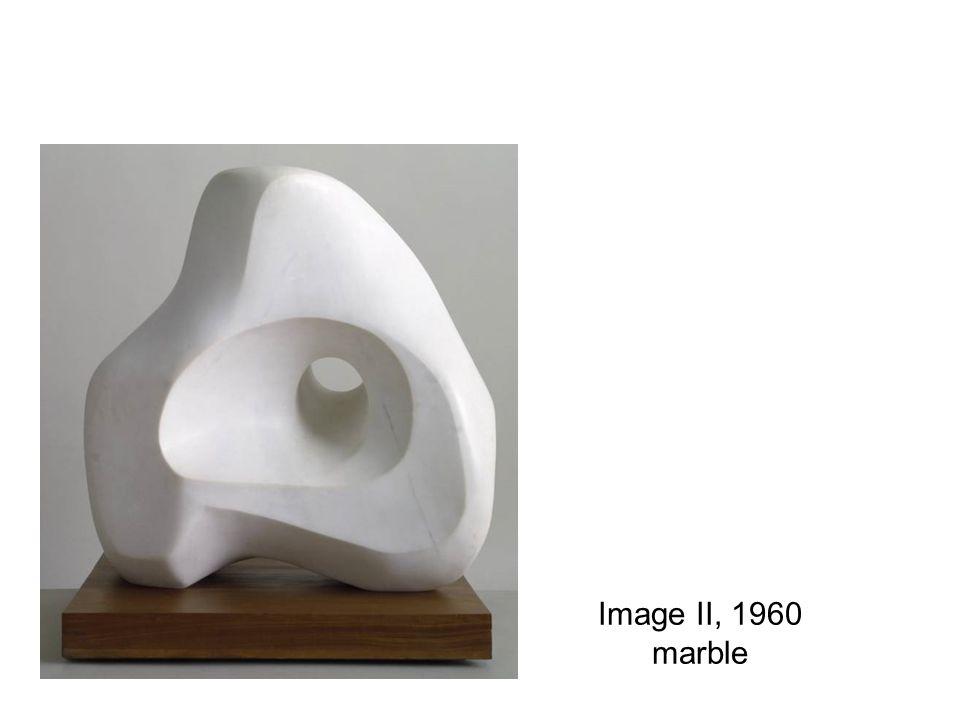 Image II, 1960 marble