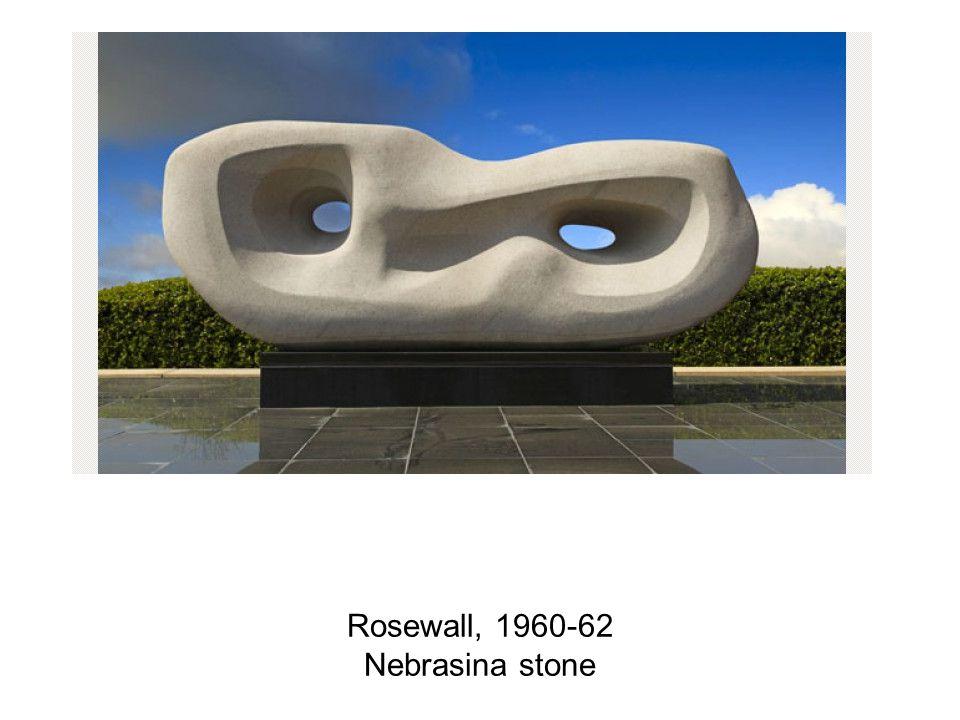 Rosewall, 1960-62 Nebrasina stone