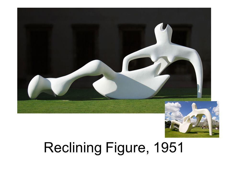 Reclining Figure, 1951