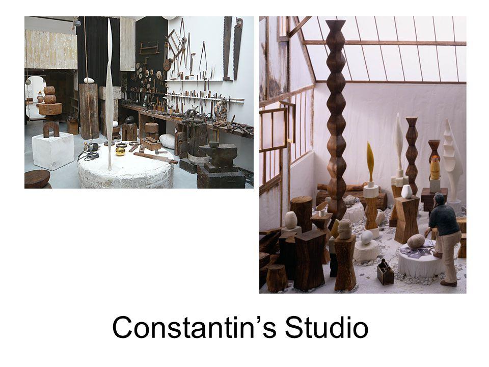 Constantin's Studio