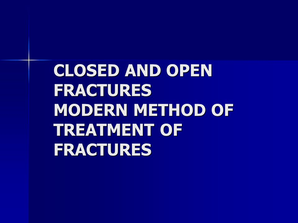 12 All joint that are not immobilized by the fracture must be kept moving.