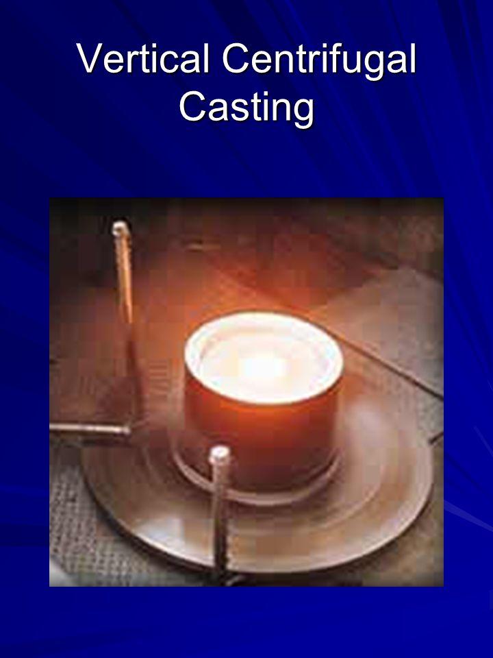 Vertical Centrifugal Casting