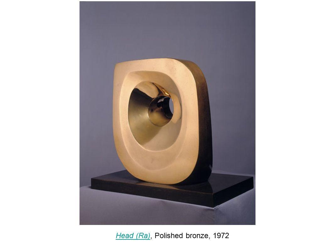Head (Ra)Head (Ra), Polished bronze, 1972