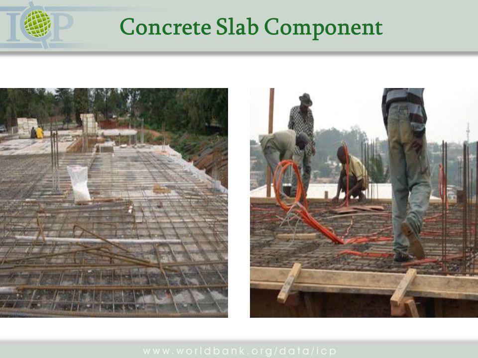 Concrete Slab Component