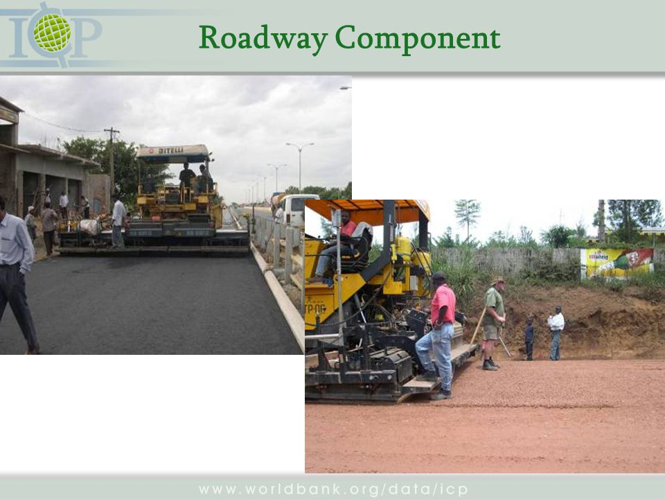 Roadway Component