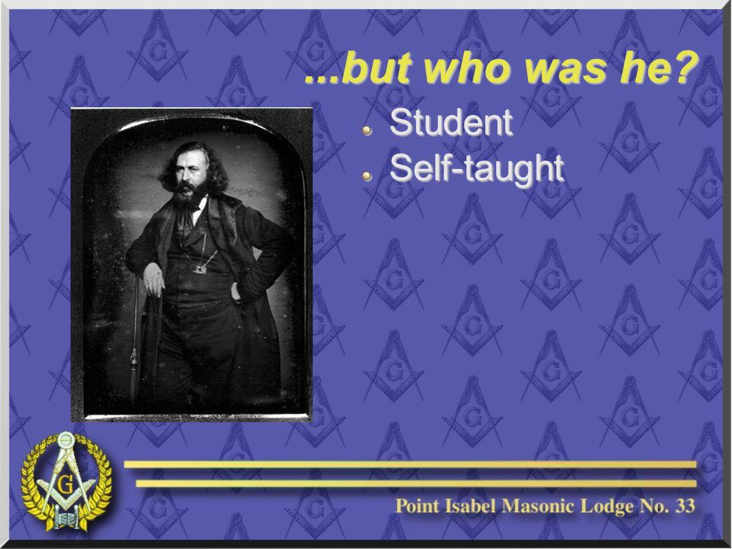 StudentSelf-taught
