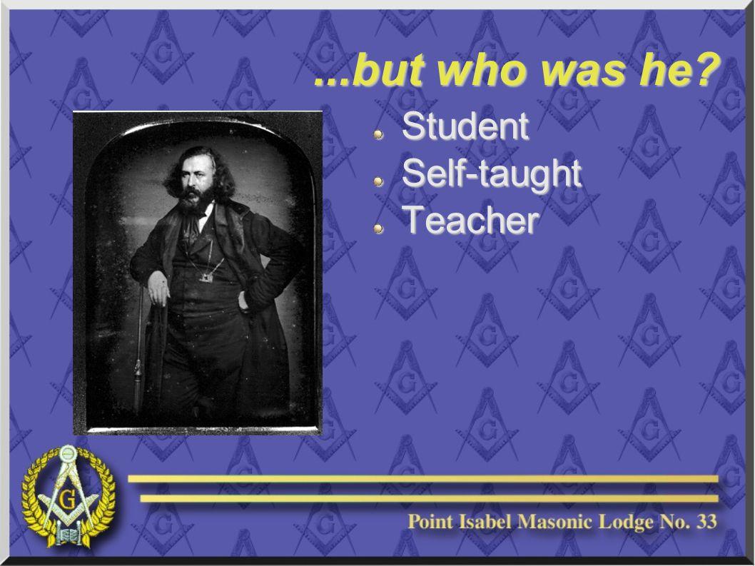 StudentSelf-taughtTeacher