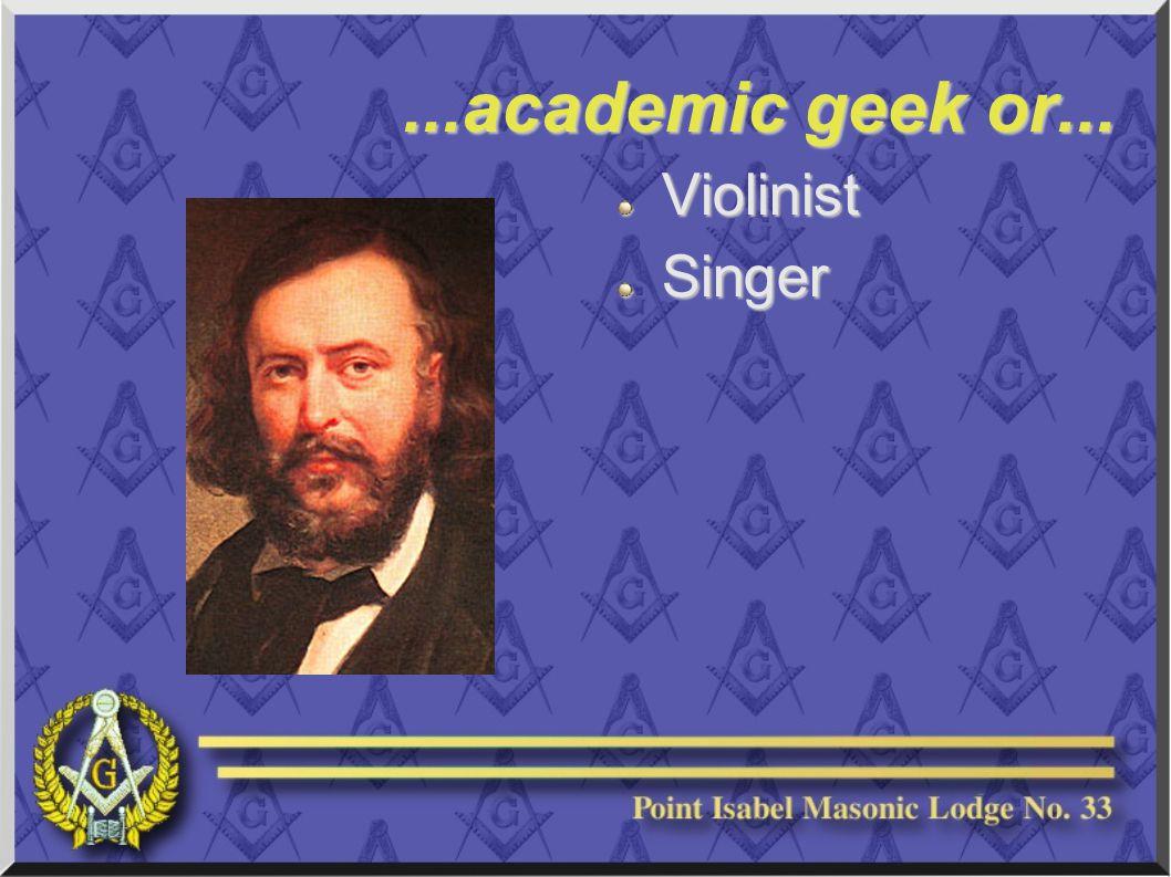 ViolinistSinger