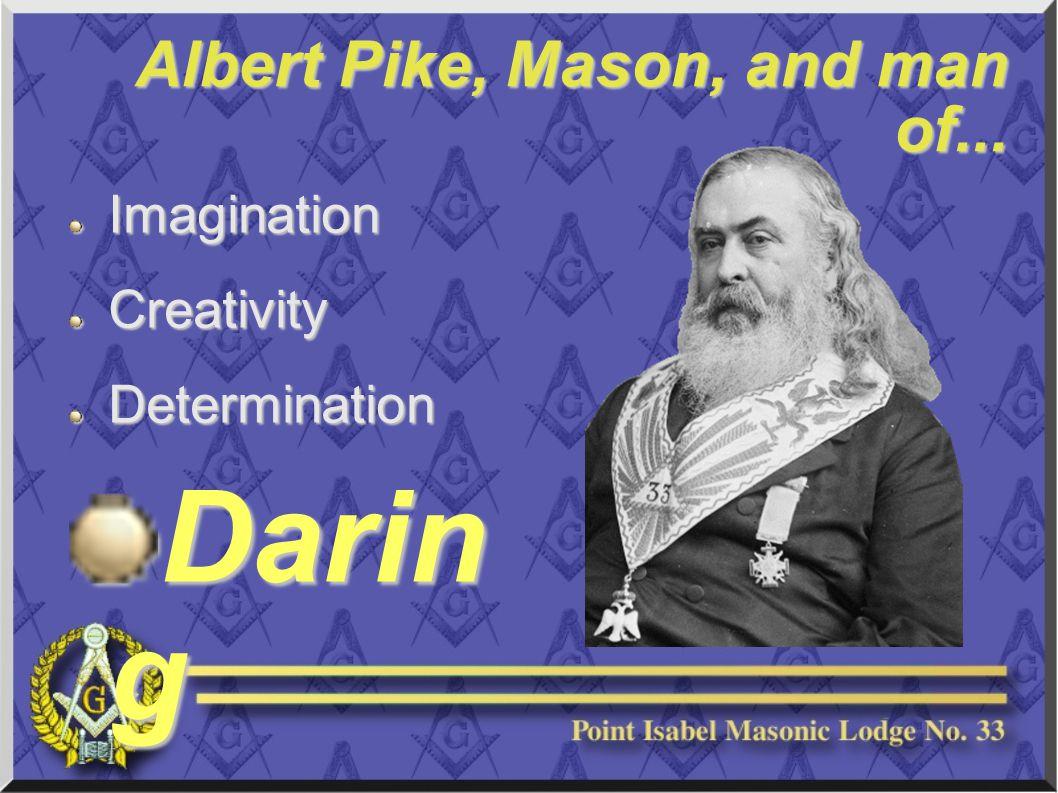 ImaginationCreativityDetermination Darin g