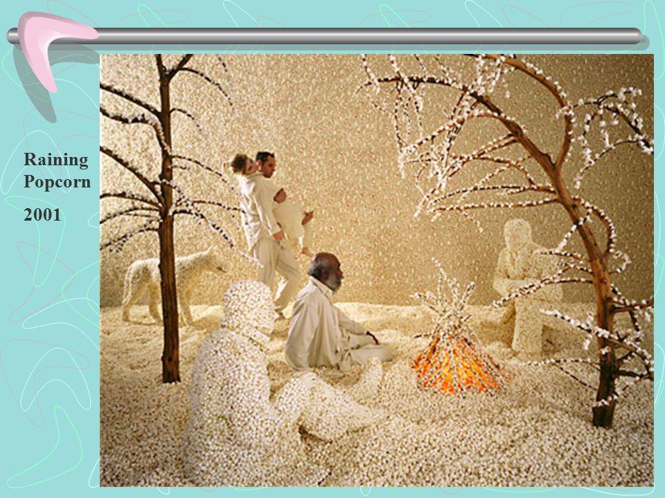 Raining Popcorn 2001