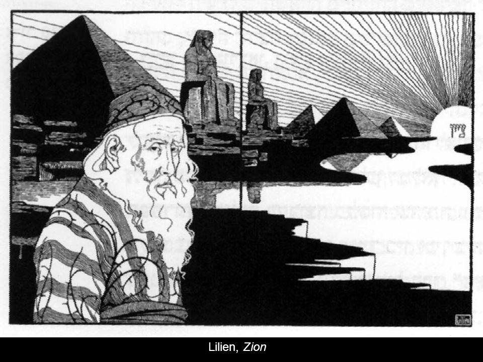 Lilien, Zion