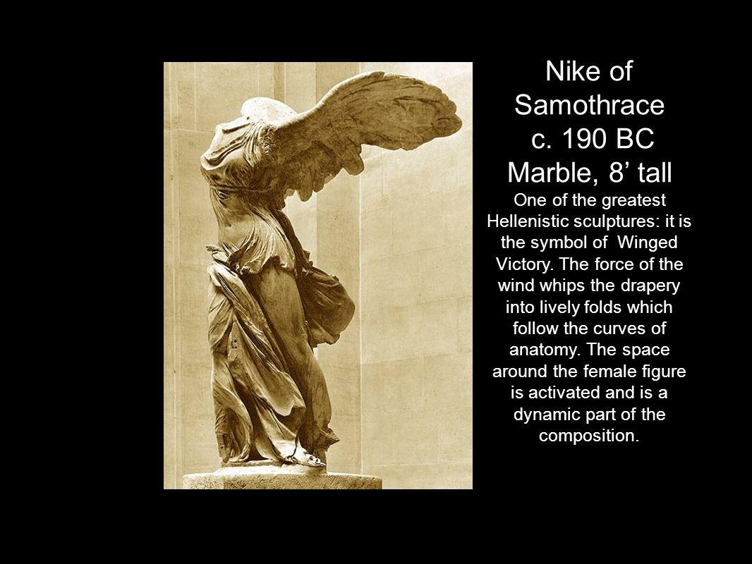 Nike of Samothrace c.