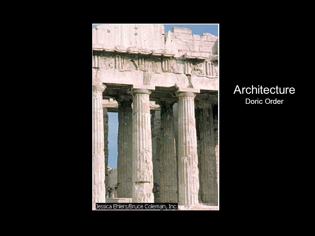 Architecture Doric Order