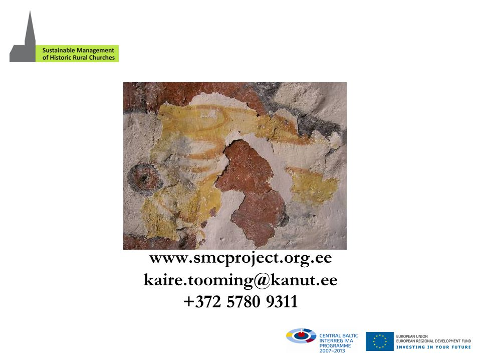 www.smcproject.org.ee kaire.tooming@kanut.ee +372 5780 9311