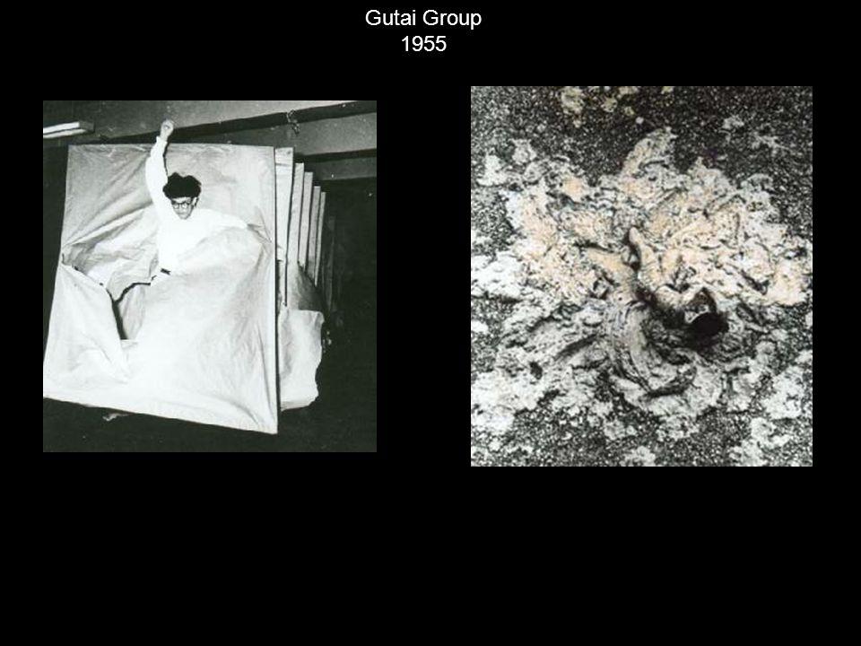 Gutai Group 1955