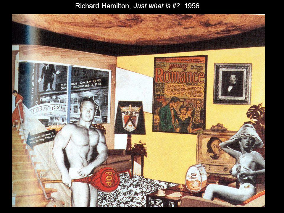 Richard Hamilton, Just what is it 1956