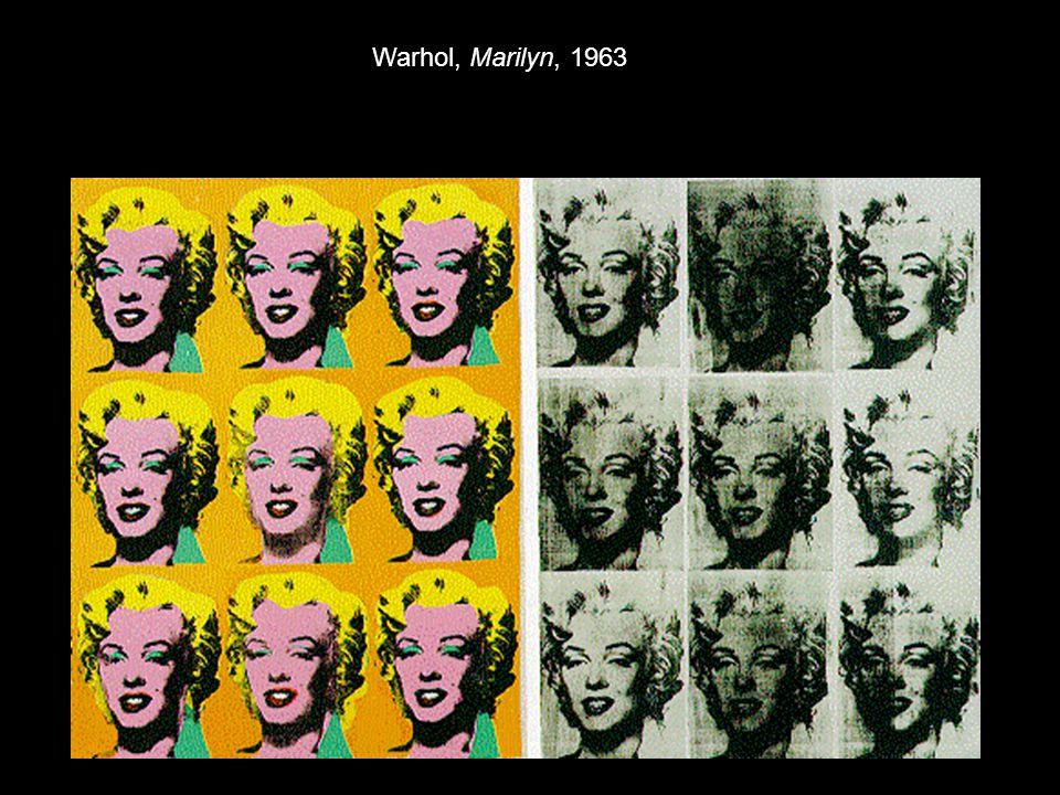 Warhol, Marilyn, 1963