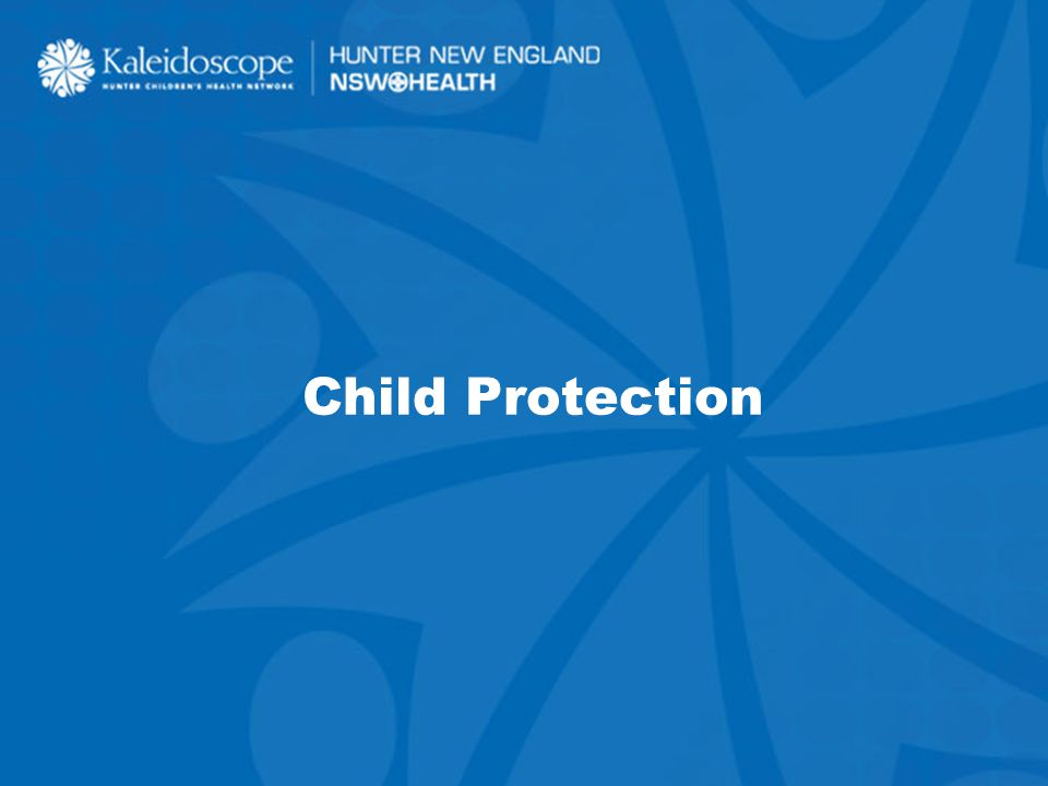 32 Child Protection