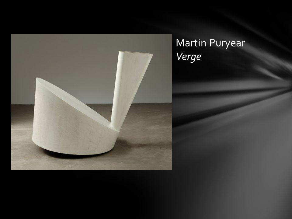 Martin Puryear Verge