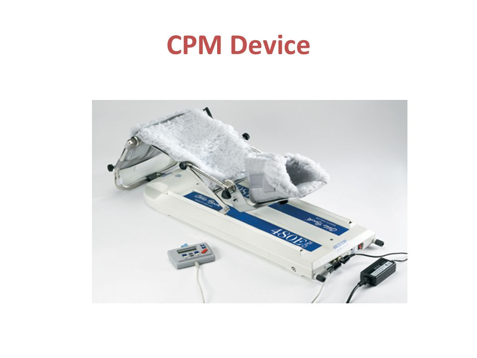 CPM Device