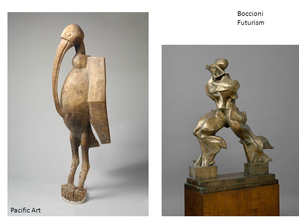 Pacific Art Boccioni Futurism