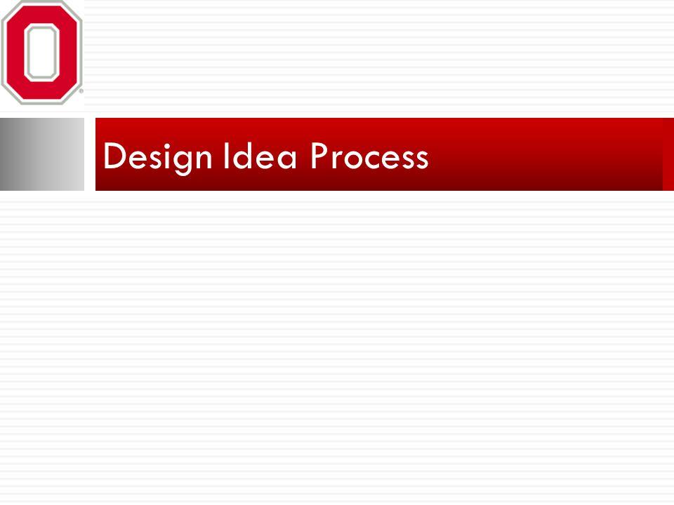 Design Idea Process