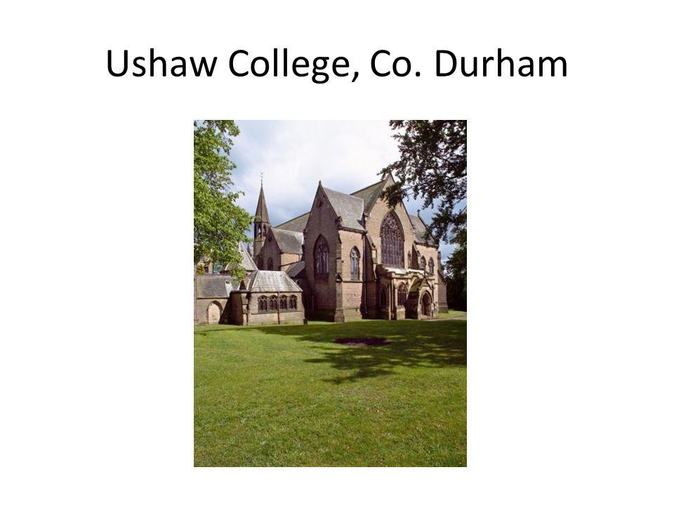 Ushaw College, Co. Durham