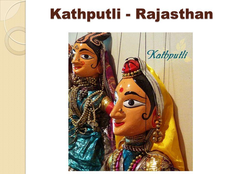 Kathputli - Rajasthan