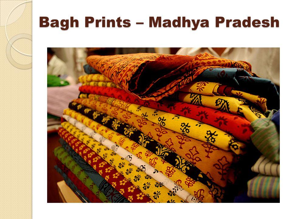 Bagh Prints – Madhya Pradesh