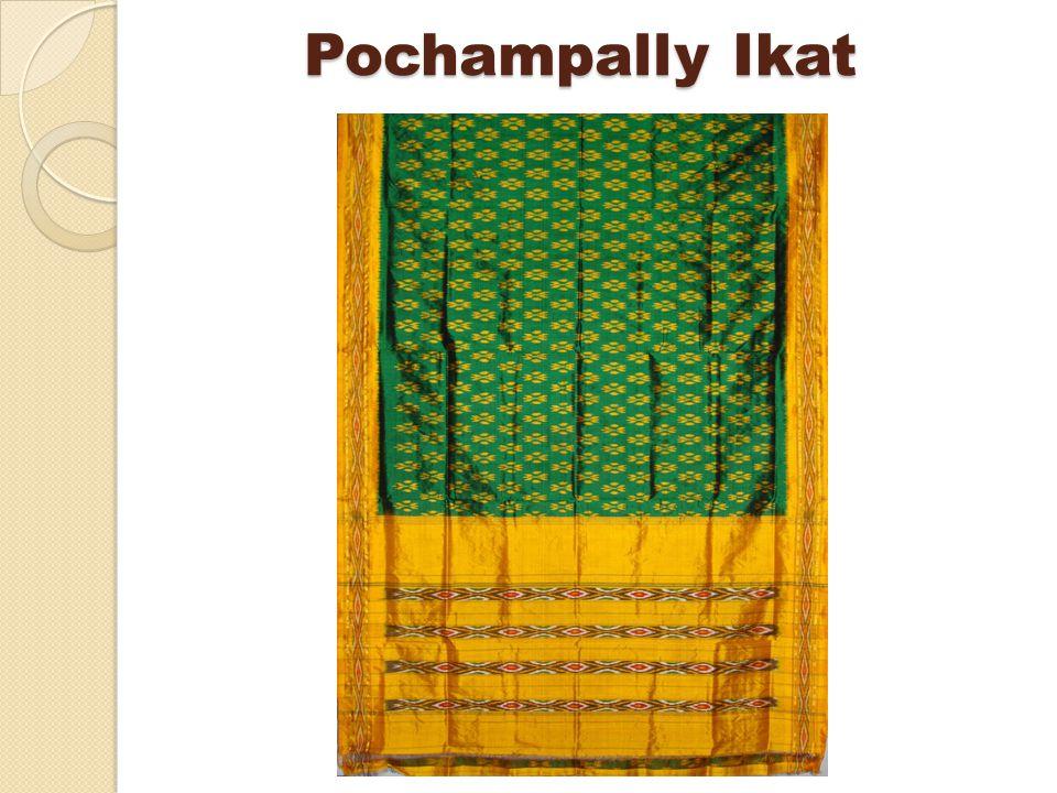 Pochampally Ikat