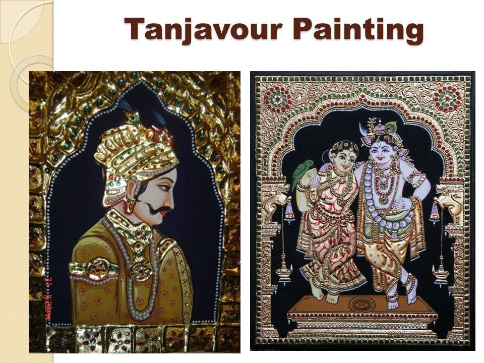 Tanjavour Painting