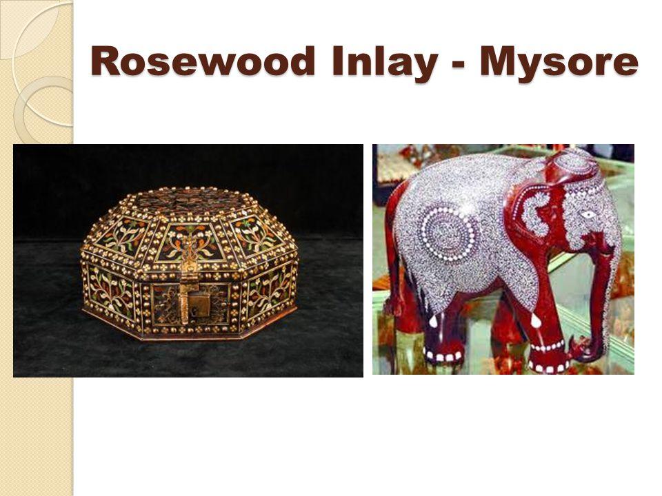 Rosewood Inlay - Mysore