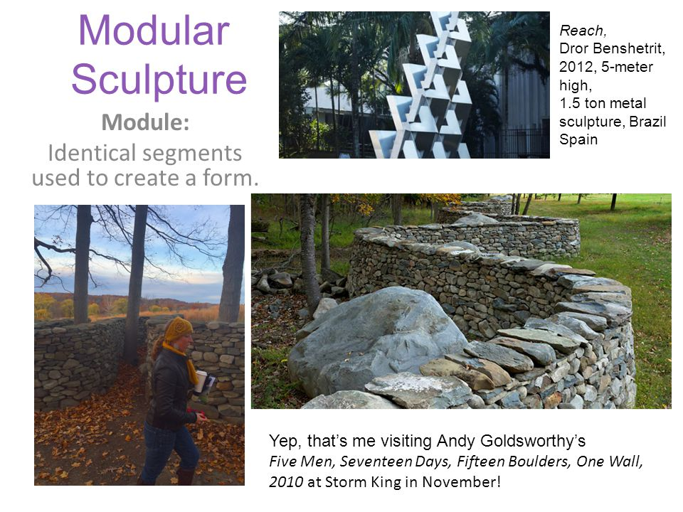 What does Modular Mean? Constructed with standardized units or dimensions What is the Module?