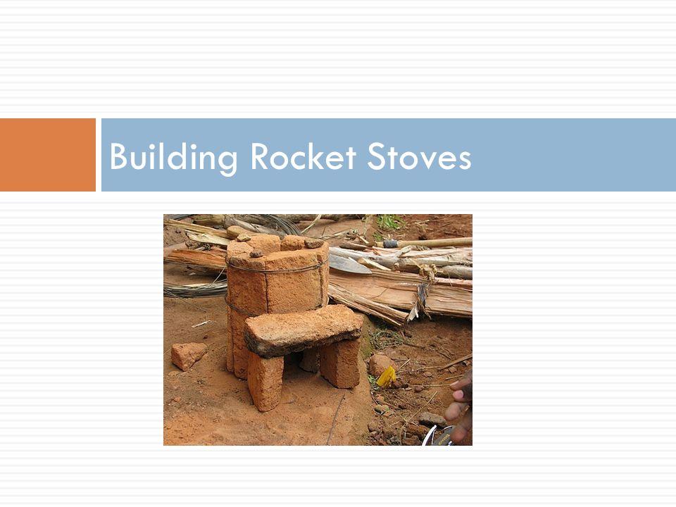 Building Rocket Stoves
